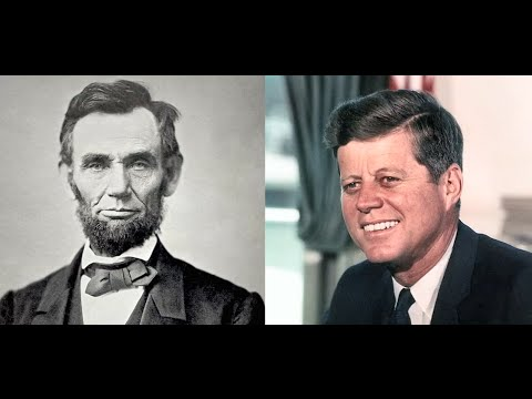 Top 10 Lincoln-Kennedy Coincidences Urban Legend