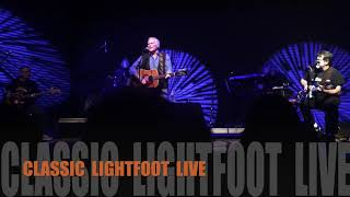 Wreck of the Edmund Fitzgerald clip - Classic Lightfoot Live 22-9-18