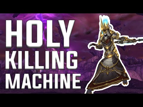 Holy Killing Machine - Holy Priest PvP - WoW BFA 8.2.5