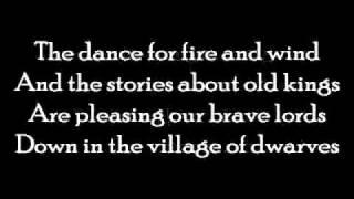 Play The Village Of Dwarves (live)