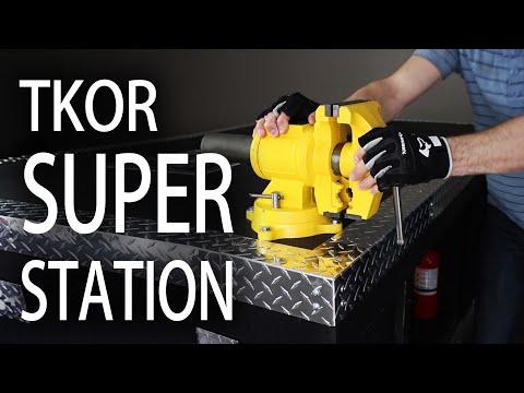 New TKOR Super-Station - Personal Tour!