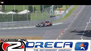 rFactor 2. Laserscan Circuit des 24 Heures du Mans