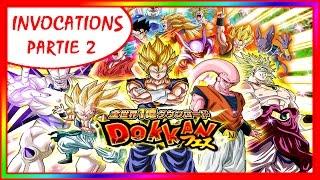 DBZ Dokkan Battle : [INVOCATIONS] PORTAIL GOD TIER, PT.2 !!! L'HISTOIRE D'UNE PLS ???