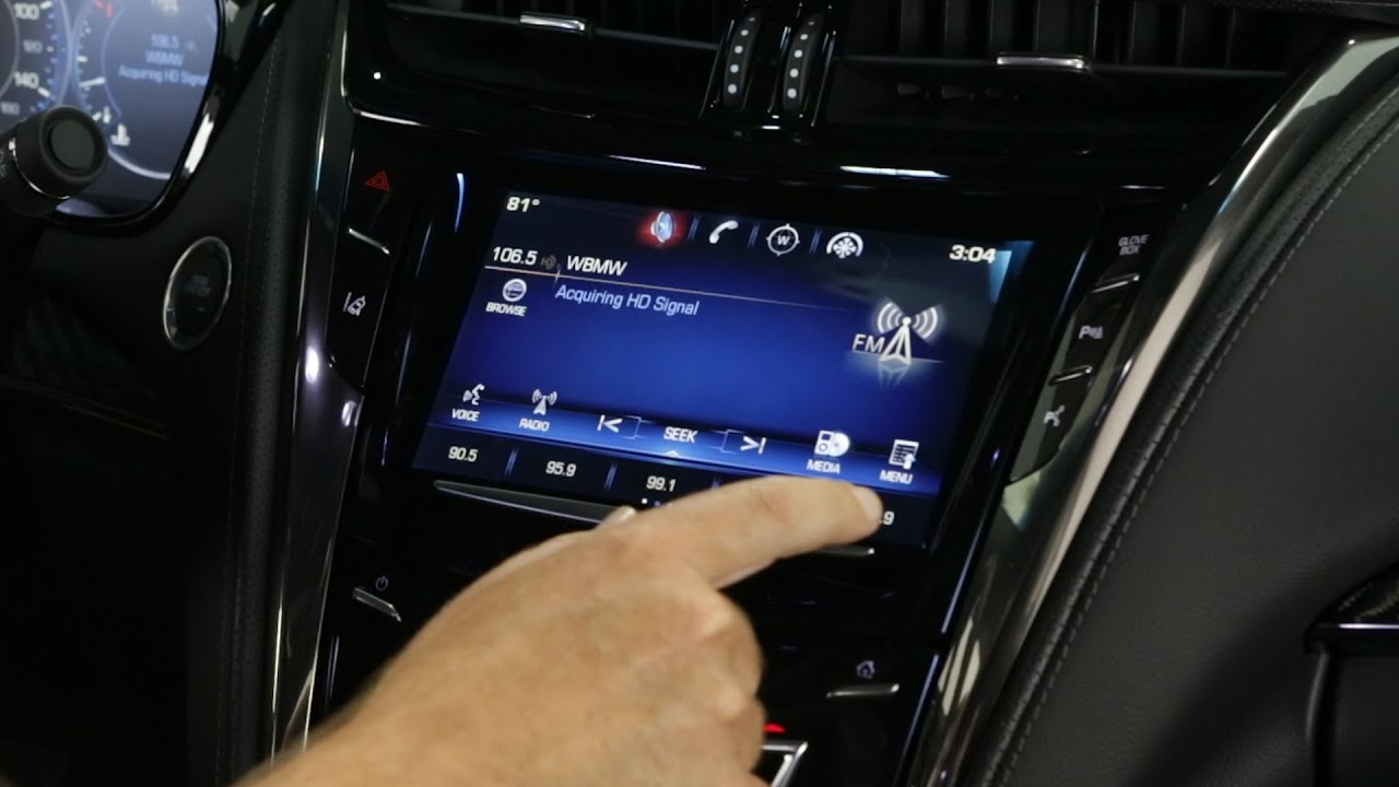 Auto Infotainment Systems 101 | Consumer Reports - YouTube