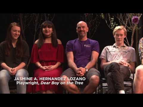 Winning DCPA student playwrights' plays performed