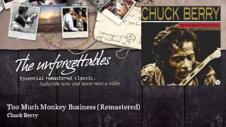 Chuck Berry - Too Much Monkey Business - Remastered