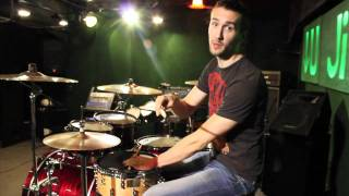 Ебашилово! Выпуск 20 (Drum lessons. Episode 20)