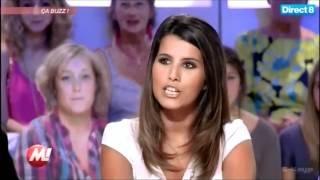 Karine Ferri s'embrouille (12/09/2011)