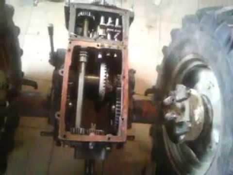 СІНТАЙ (XINGTAI) Уралец 224. Ремонт коробки передач  та регулювання заднього диференціалу
