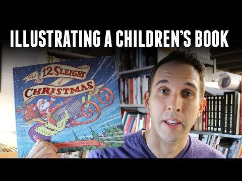 Illustrating a Children's Book