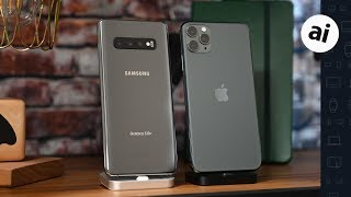 Camera Quality Comparison: iPhone 11 Pro VS Galaxy S10