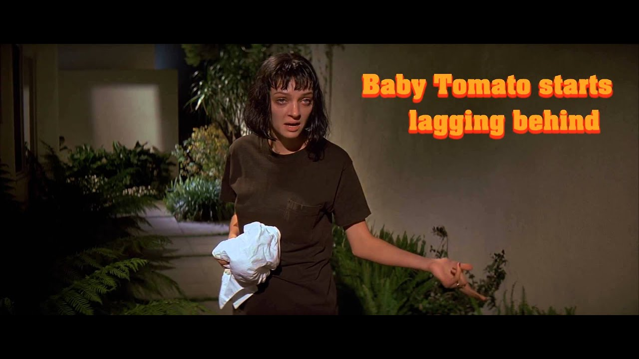 mia wallace telling her fox force five joke youtube. Black Bedroom Furniture Sets. Home Design Ideas