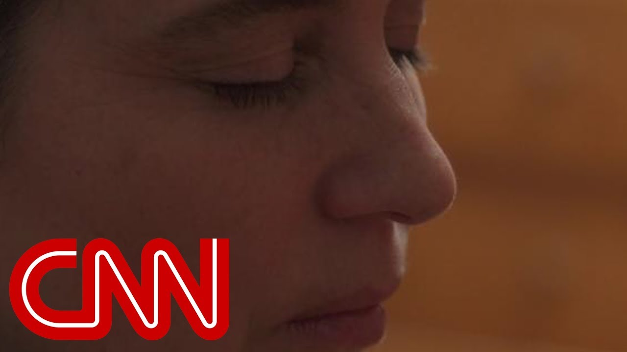 Woman alleging abuse by priest: It's a murder inside your soul