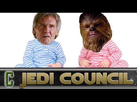 Collider Jedi Council - Han Solo and Chewbacca Origin Stories in Spinoff Movie