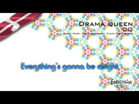 "DQ - ""Drama Queen"" (Denmark) - [Karaoke version]"