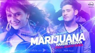 Marijuana ( Full Audio Song ) | Hardik Trehan | Punjabi Song Collection | Speed Records