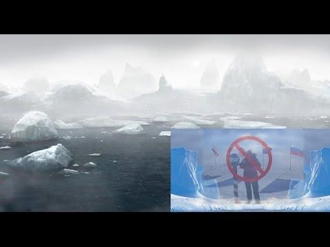 "Antarctica ""Guardians"" Retaliate Against America With Massive New Zealand Earthquake"