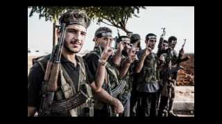 Free Syrian Army - Salute the FSA War Music