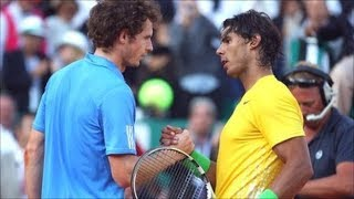 Rafa Nadal vs Andy Murray Monte Carlo 2009 SF HD Highlights