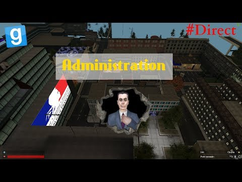 Roleplay & Administration | Gmod Darkrp | MssClick
