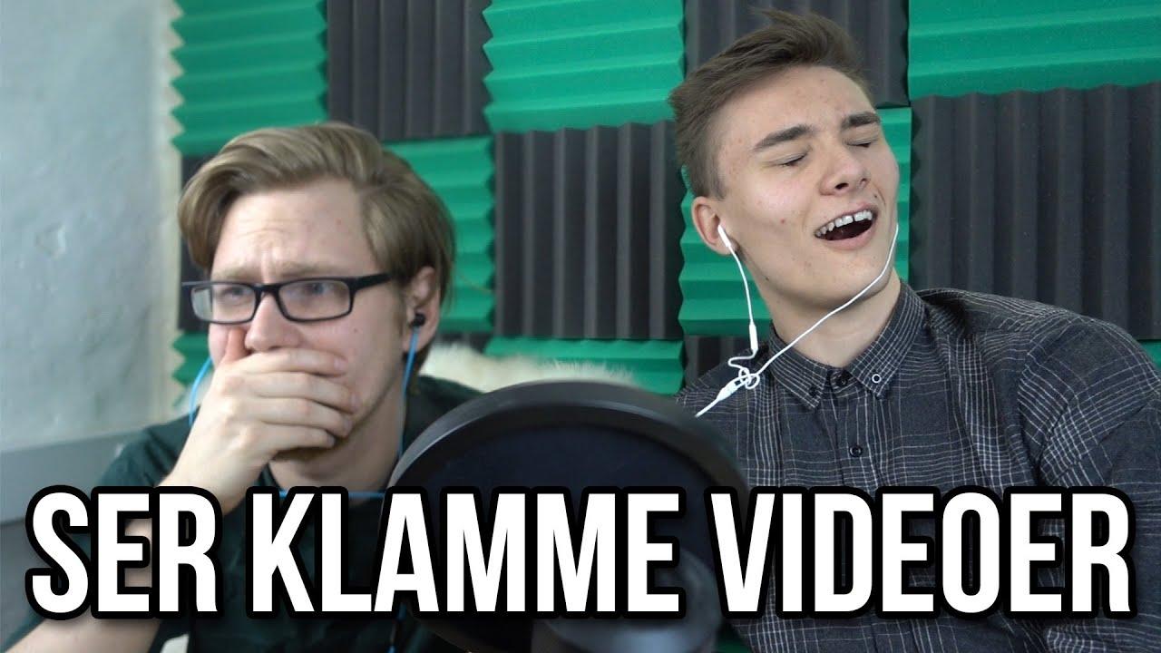 SER KLAMME VIDEOER m/ Alexander Husum