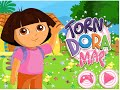 Dora The Explorer Games - Dora Find The Map Game
