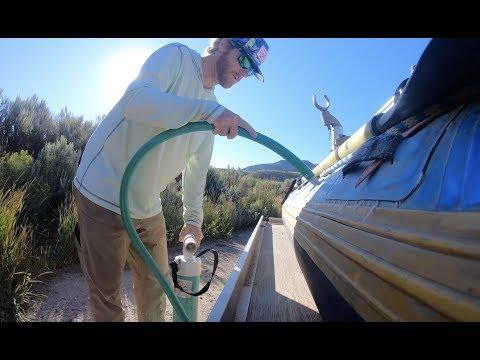 BOAT RAMP ETIQUETTE FLY FISHING