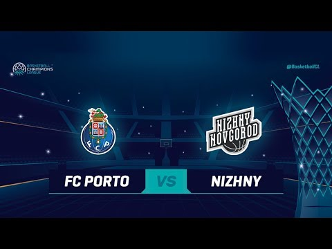 FC Porto v Nizhny Novgorod - Full Game - Qualification Round 1 - Basketball Champions League 2018