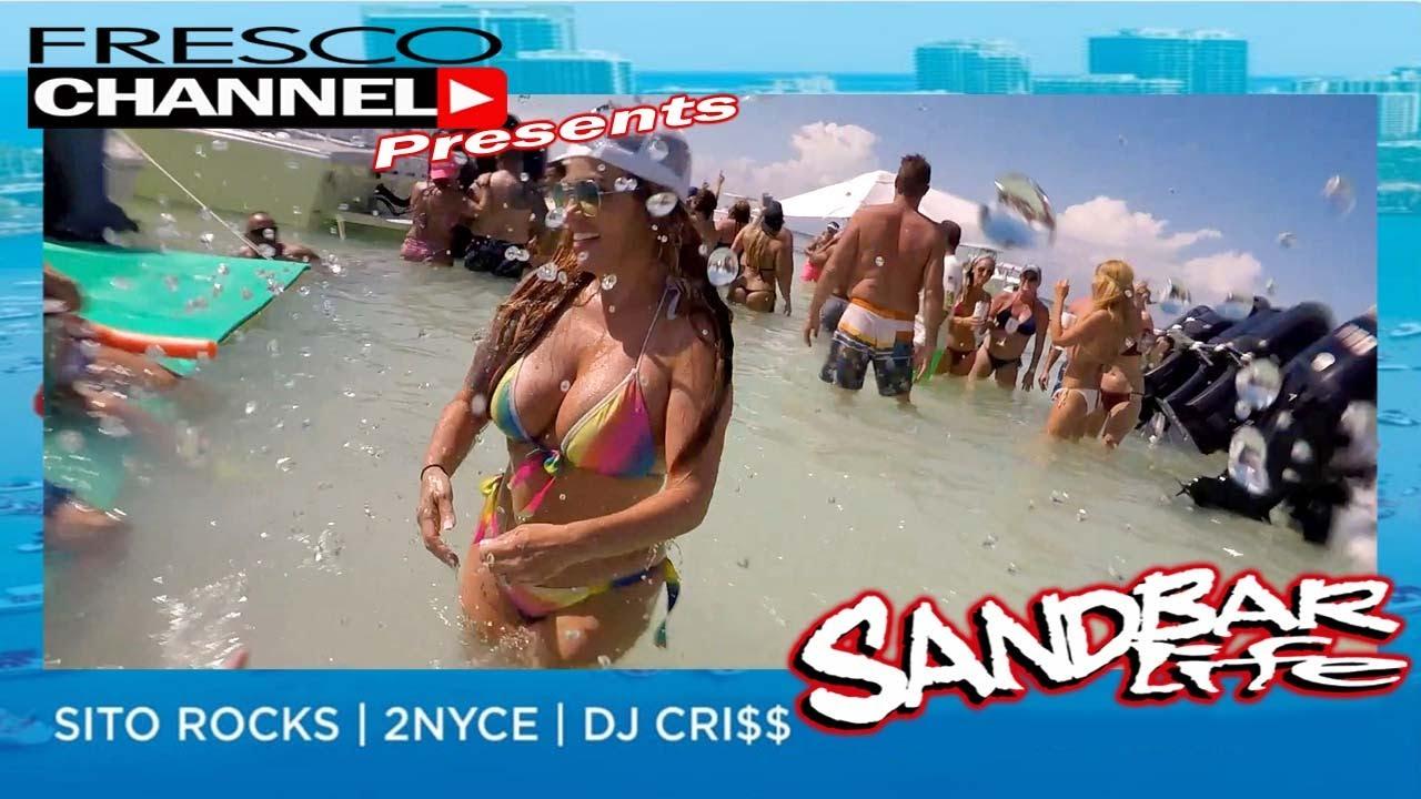 Miami Beach Sandbar Life Official Song