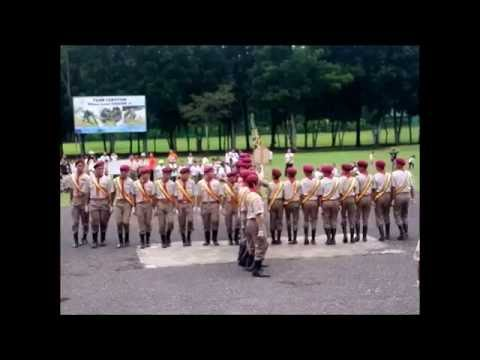 Scouting Month Fancy Drill 2016: Abellana National School