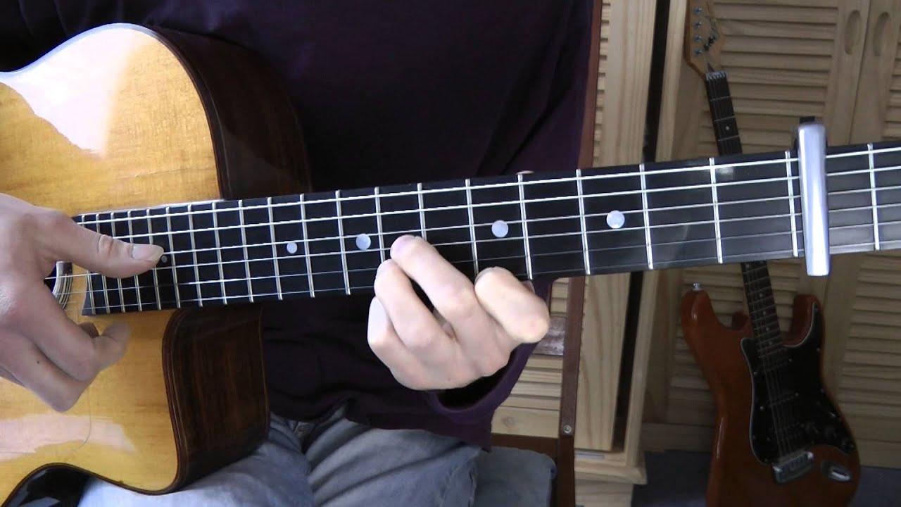 Cours de guitare - Eddy Mitchell : Sur la route de Memphis ...