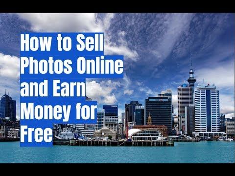 How to Sell Photos Online and Earn Money for Free