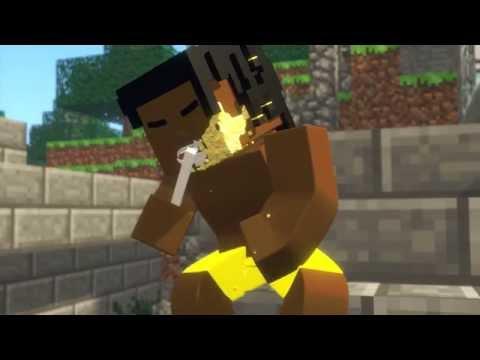 Da Onde Veio Essa Miséria? - Minecraft Animação (Video Original)