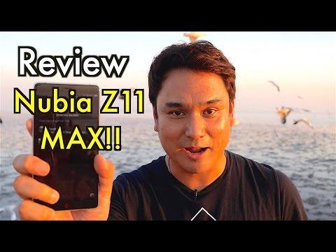 """รีวิว Nubia Z11 Max : มาเต็มจอ 6"""" FHD Ram 4GB ในราคา 8,990 บาท"""