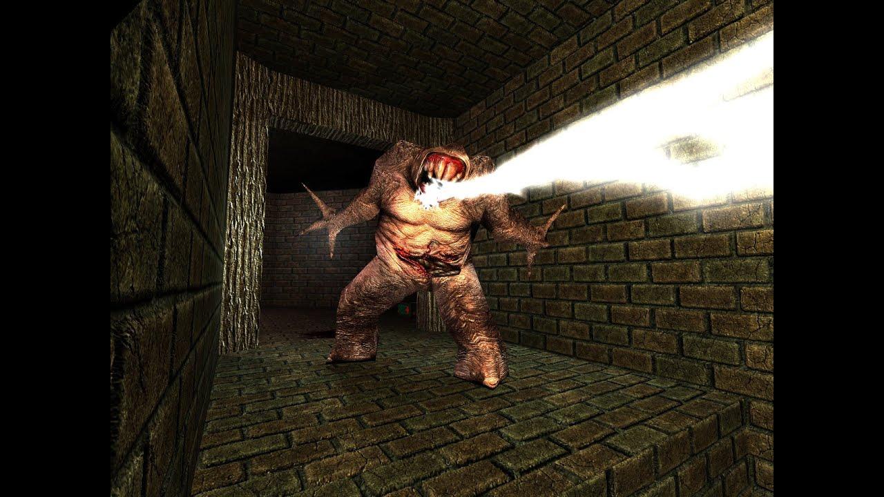 Quake 1 Gameplay - Episode 1 [Widows 10 Original Quake I ... Quake 1 Monsters