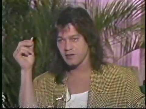 Van Halen - Today Show July 1986 - High Quality