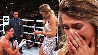 Josh Brueckner proposes to Katie Betzing after beating Tyler Smith! 💍