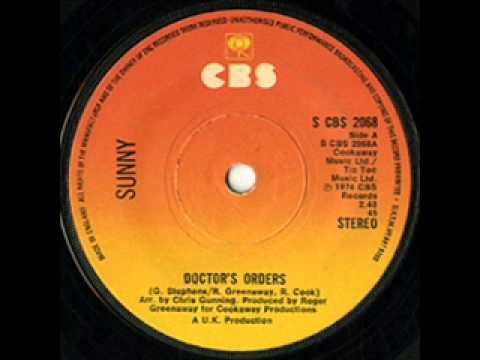 Sunny — Doctor's Orders 1974
