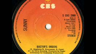 Sunny Doctor S Orders 1974