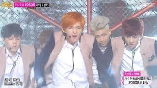 BTS - Boy In Luv, 방탄소년단 - 상남자, Music Core 20140222