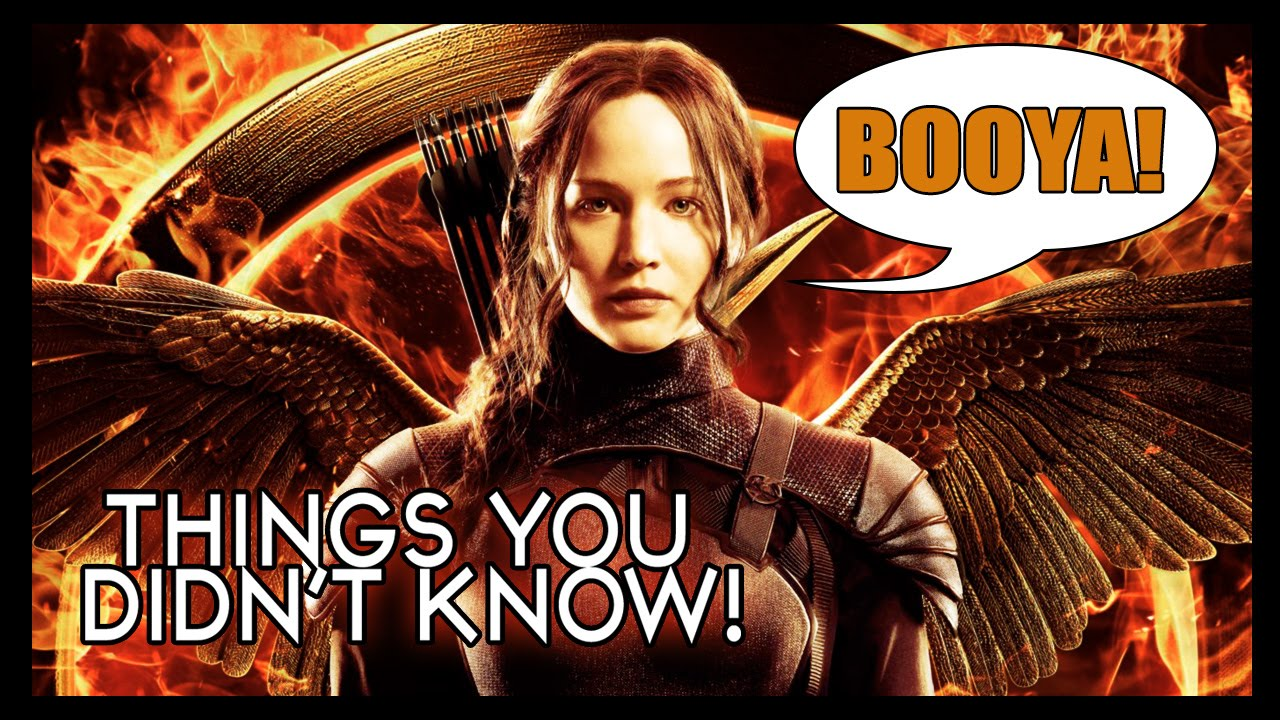 Hunger Games: 10 Things From The Book The Film Left Out