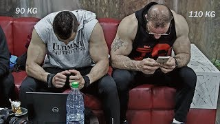 Monster Workout Motivation - Hicham Mallouli & Abdo  Hilali - Bodybuilding & fitness