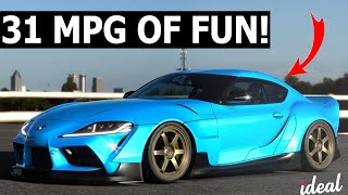 5 FUN CARS That Get 30 MPG or More