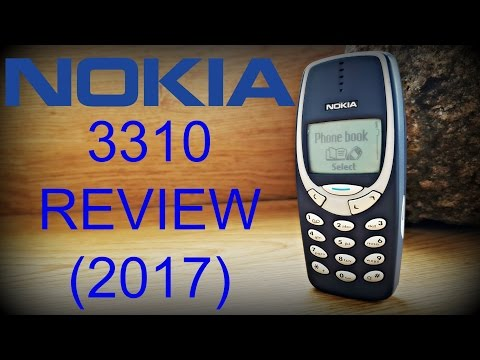 Thumbnail: Nokia 3310 Review (2017) - The Living Legend!