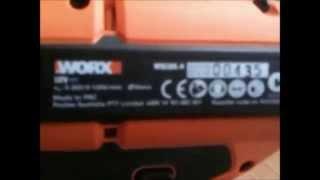 Parafusadeira 12 volts WX125 a venda na Magnetismo do Brasil