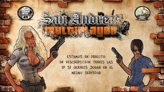 DIRECTO   GTA San Andreas SAMP   NOTICIAS Y JUEGOS