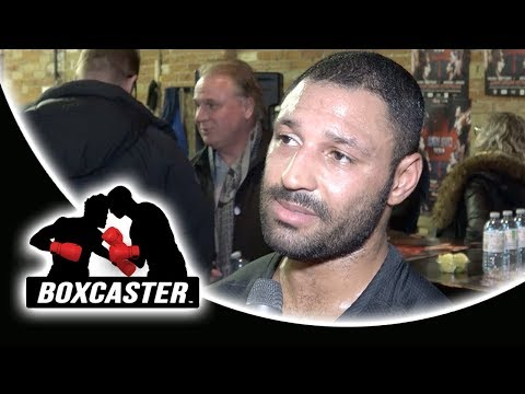 """Kell Brook: """"I'm Back March 3rd... Not Done Yet!"""" 