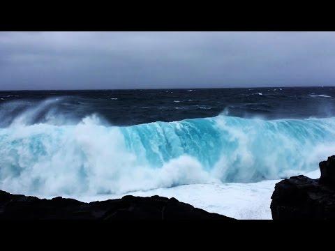 7-23-16 Hilo, HI Tropical Storm Darby