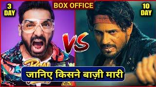 Pagalpanti vs Marjaavaan, Pagalpanti Box Office Collection, Marjaavaan Box Office Collection,