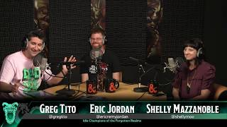 Dragon Talk: Eric Jordan on Idle Champions of the Forgotten Realms, 8/21/17